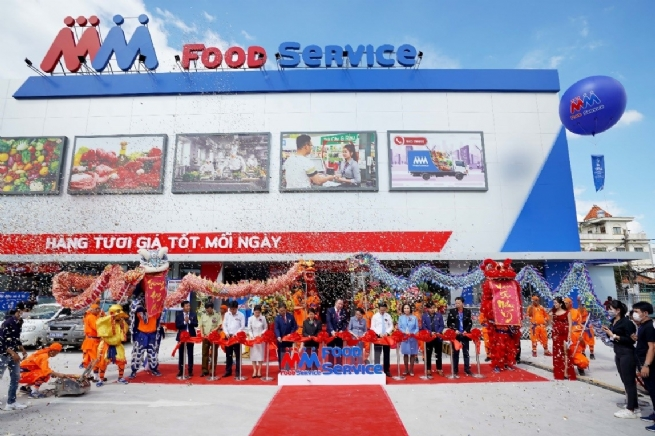 MM Mega Market Vietnam Opens Food Wholesale and Distribution Center in HCM City