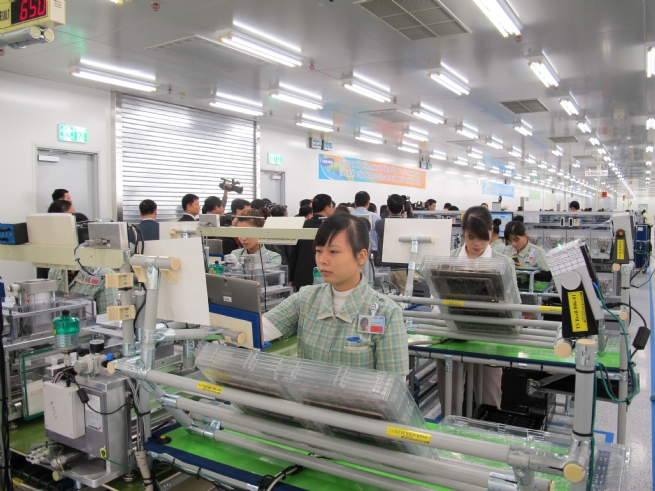 How Can Supporting Industries Participate More Deeply in Global Supply Chains?