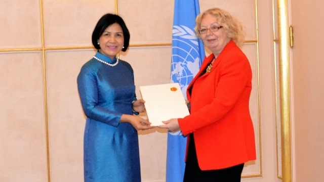 UN Official Praises Vietnam's Role, Cooperation