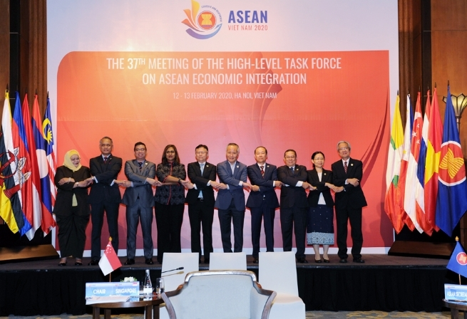 37th High Level Task Force on ASEAN Economic Integration