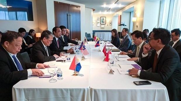 Washington Meeting Discusses ASEAN-US Special Summit Preparation