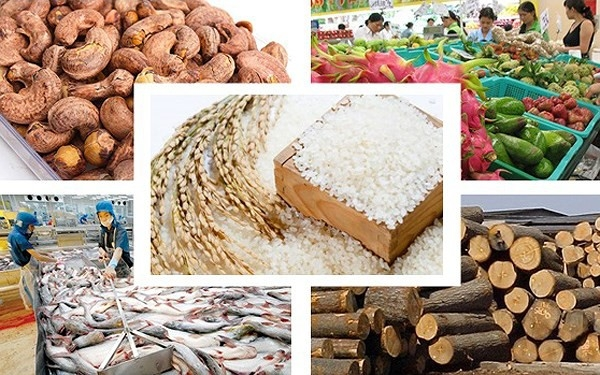 Agriculture-Forestry-Aquatic Exports Hit US$3 Billion in Jan