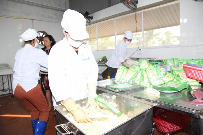Hoa Binh Enjoys Robust Growth in Industry and Trade