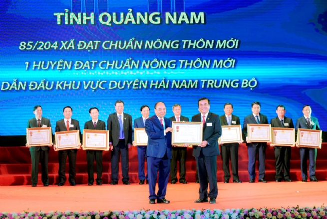 Quang Nam Growth Boosted by Internal Resources