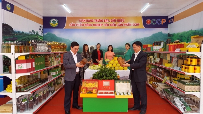 Thai Nguyen Improving Value of Agricultural Products
