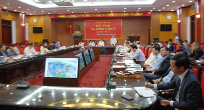 Hai Long Industrial - Urban - Service Park Creating Foundation for Overall Success of Thai Binh Economic Zone