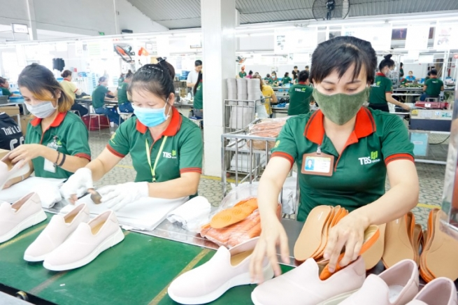 TBS and Journey to Set New Position for Vietnam's Footwear Industry