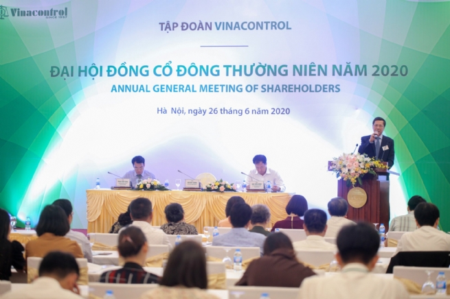 Vinacontrol Group Annual General Meeting of Shareholders