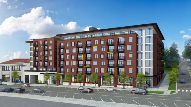 The Hailey - First Commercial Apartment Developed by Vietnamese Investor in U.S.