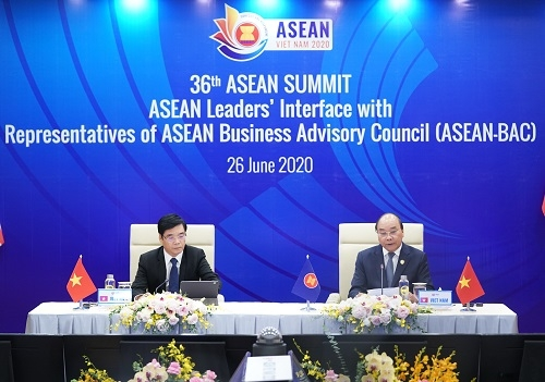 ASEAN Should Roll Up Sleeves to Kick-Start Recovery Plan