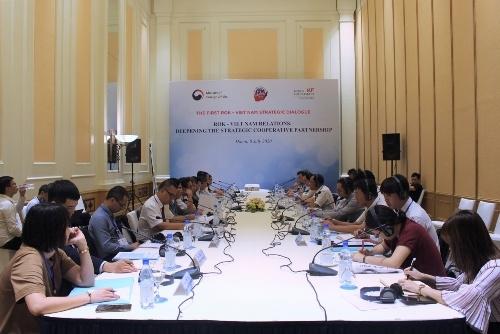 Rok-Viet Nam Relations: Deepening Strategic Cooperative Partnership