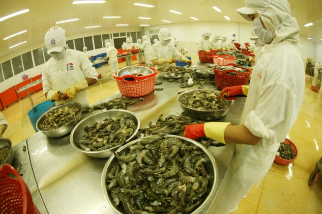 Seafood Firms Bemoan Policy Distresses