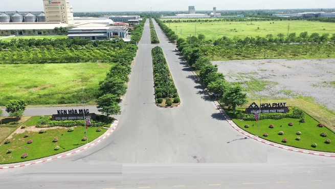 Hoa Mac Industrial Park - Leading Light in Investment Attraction