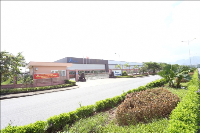 Chau Son Industrial Park Offers Many Incentives for Investors