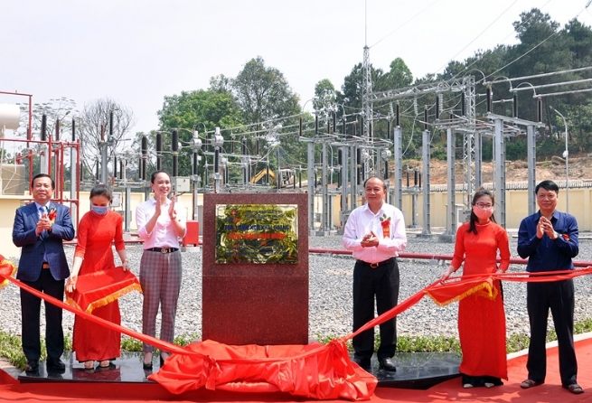 Fostering Electricity Infrastructure Development in Industrial Parks