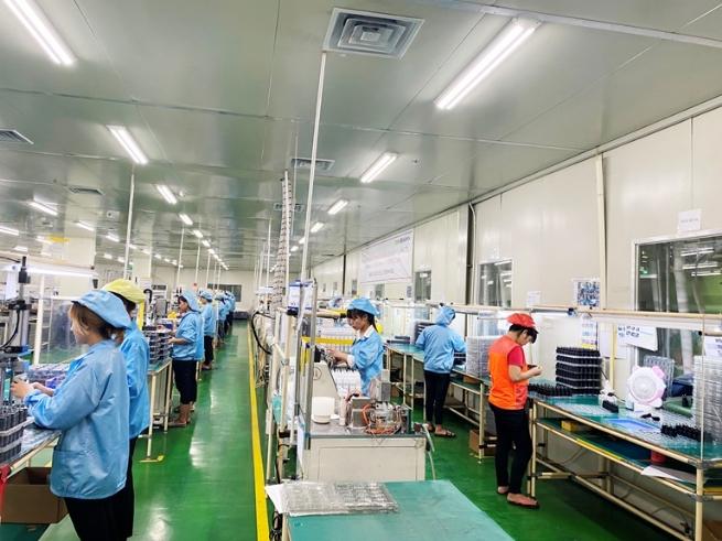 SamJin LND Vina Co., Ltd Taking Good Care of Employees