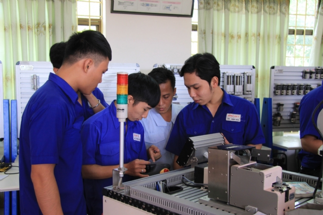 Vocational Training Aligned with Market Demand