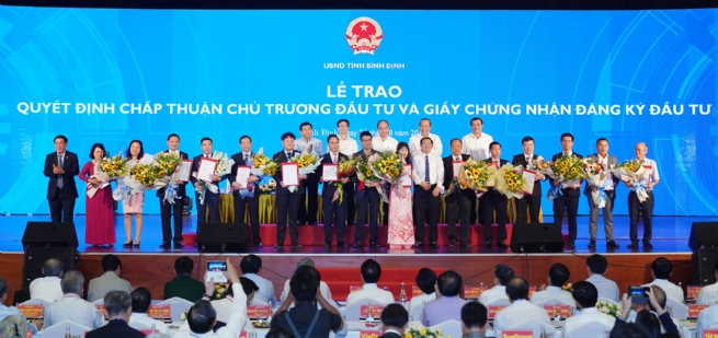 Binh Dinh: Breakthrough in Investment Attraction