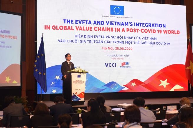 EVFTA - Foundation for Consolidated Vietnam-EU Relations