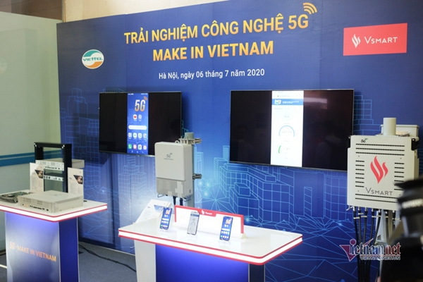 """""""Make in Vietnam Digital Technology Product Award 2020"""" Launched"""