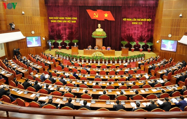 13th National Party Congress: Fostering Power of Great National Solidarity