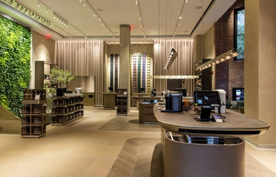 Nespresso Premieres New Boutique Concept to Eevate Visitors' Coffee Experience