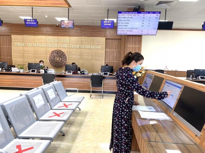 Ninh Binh Province Delivers All Level-4 Public Services Online