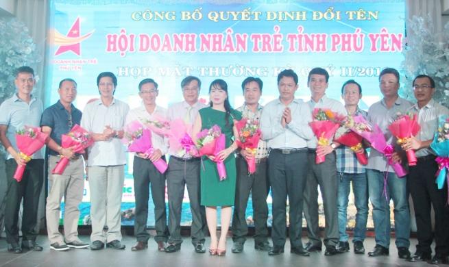 Phu Yen Young Entrepreneurs Grow with Local Development