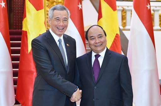 PM Lee: Singapore Appreciates Strategic Partnership with Viet Nam