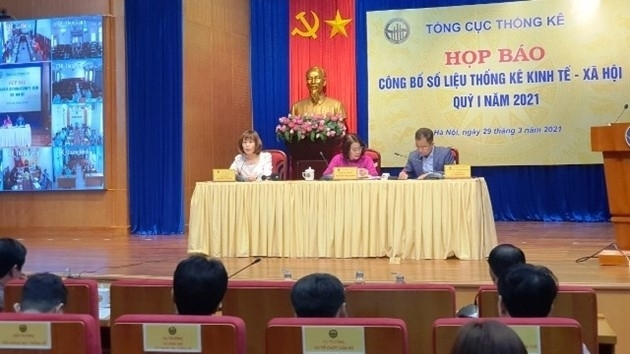Vietnam's GDP Estimated to Expand 4.48% in Q1