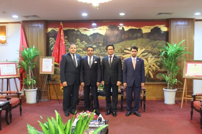 Vietnam - UAE Relations Increasingly Consolidated and Diversified