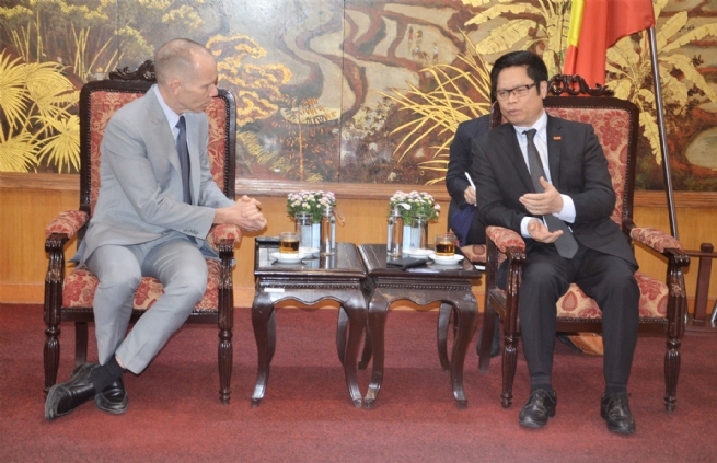 Vietnam - Australia Business Council Expected to Be Signed on April 23