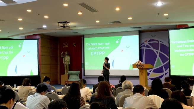 Workshop Reviews Two Years of CPTPP Implementation in Vietnam