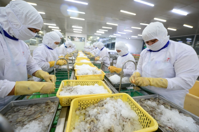 Seafood Exports Aimed for US$8.5 Bln in 2021