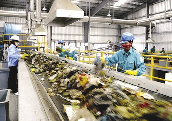 Fostering Circular Economy for Waste Sources