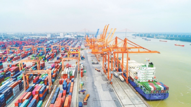 Hai Phong Customs Collects Nearly VND21 Trillion for State Budget