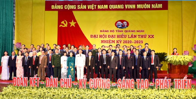Quang Ngai Province Grasping Opportunities for Comprehensive Development