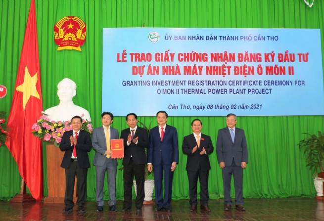 Giant Foreign Investment Projects Land in Vietnam