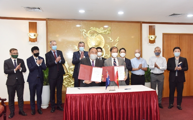 Vietnam, Australia Look to Enhance Trade, Tourism and Investment Ties