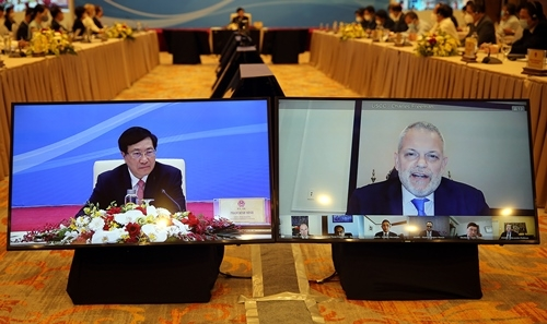 Economic Cooperation Plays Key Role in Viet Nam-U.S. Relations