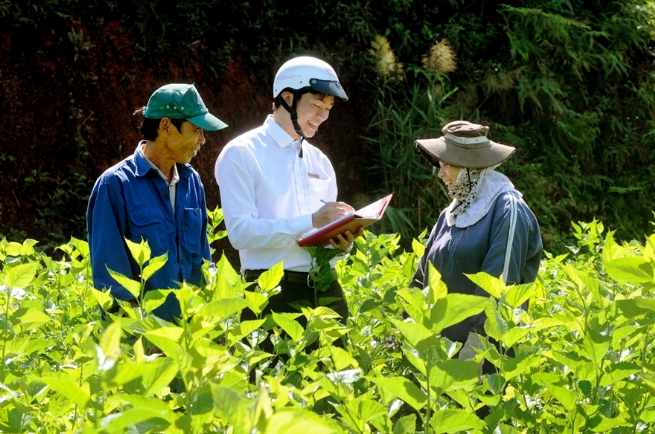 Agribank: Solid Support of Vietnam Agriculture