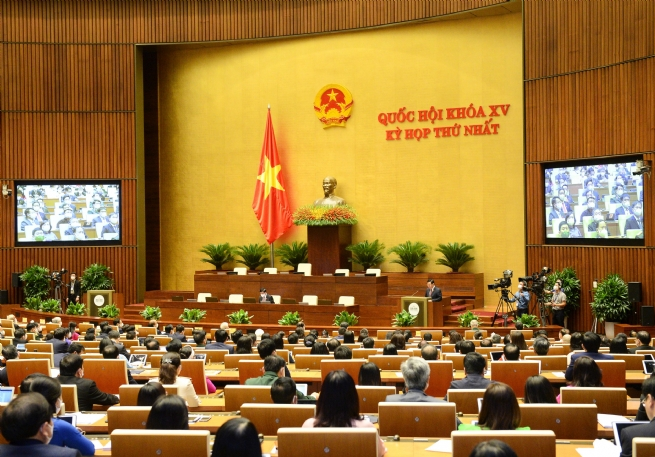 Viet Nam Targets Average Growth Rate of At Least 6.5% in Next Five Years