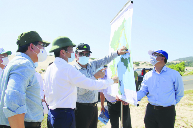 Khanh Hoa Joining Hands with Businesses and People to Address Difficulties