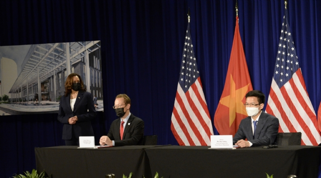 New U.S. Embassy Campus to be Built in Cau Giay District in Hanoi
