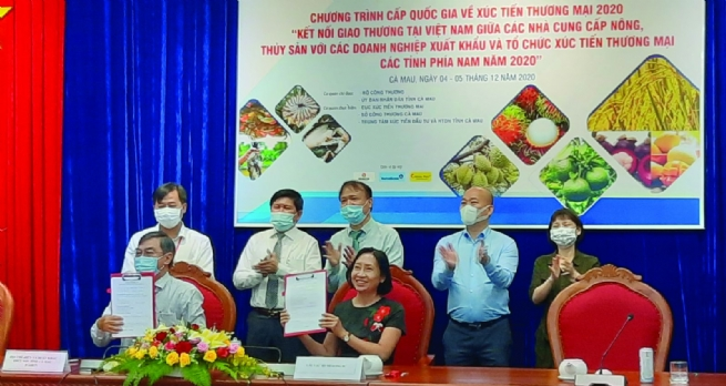 Kien Giang Supporting Businesses to Overcome COVID-19