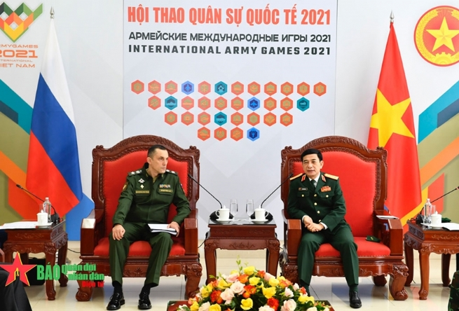 Russia to Donate Additional 20 Million COVID-19 Vaccine Doses to Viet Nam