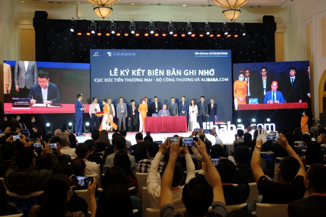 Vietrade, Alibaba Join Hands to Support Vietnam SMEs amid Covid-19